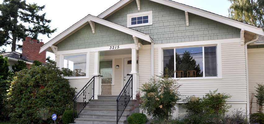 Freeman Exterior Painting Services Seattle
